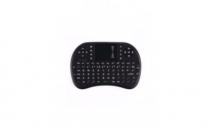 Mini tastatura wireless I8, cu touchpad,
