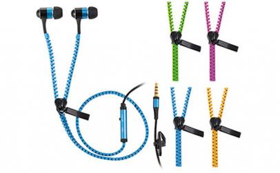 Casti in-ear cu microfon ZIP 681 M, tip