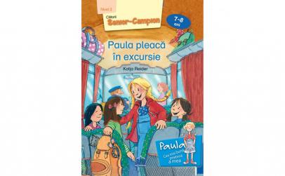 Paula pleaca in excursie - Nivelul 3