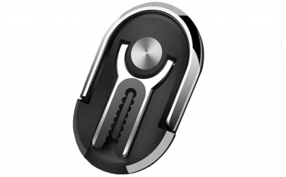 Inel suport telefon 2 in 1, cu adeziv