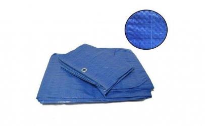 Prelata albastra impermeabila 6x8m