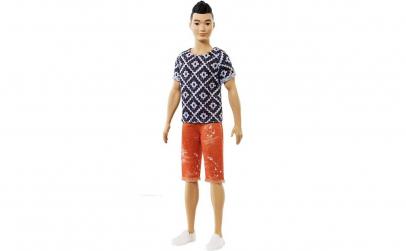 Papusa Ken Fashionistas asiatic