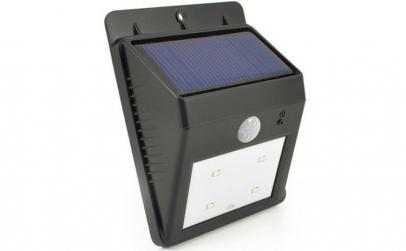 Lampa de exterior cu LED-uri si