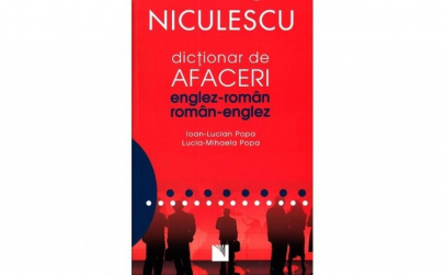 Dictionar de afaceri Englez-Roman