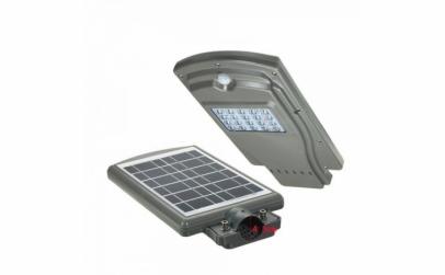 Lampa Stradala 20W cu panou solar