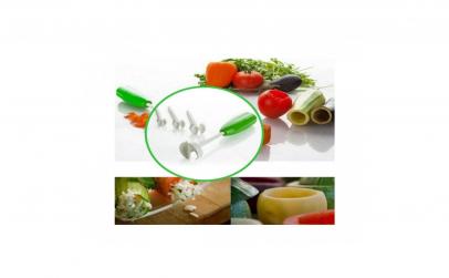 Dispozitiv pentru scobit legume / fructe