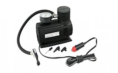 Compresor aer cu manometru 12V