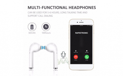 Casti Wireless Bluetooth 4.2 High