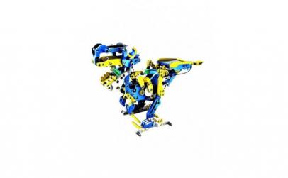 Robot transformer Solar Hidraulic,