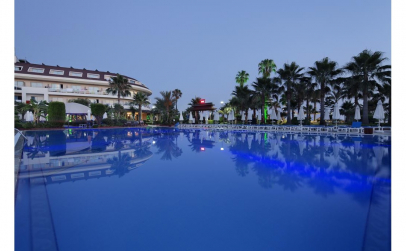 Saphir Hotel Villas 4*