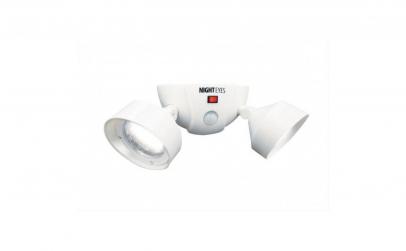 Set becuri LED pivotante - cu senzor
