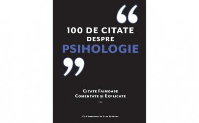 100 de citate despre psihologie Alex