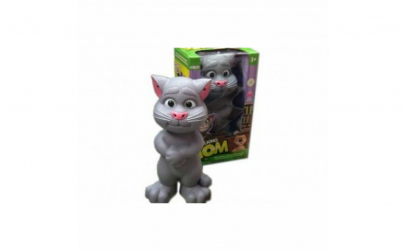 Motanul Talking Tom inteligent