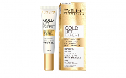 Crema contur ochi Gold Lift Expert