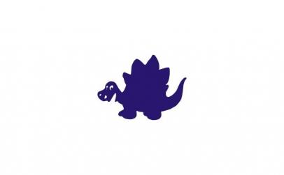 Sticker - dinozaur