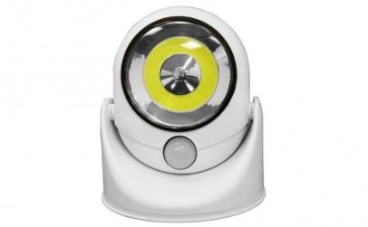Lampa fara fir cu LED si senzor