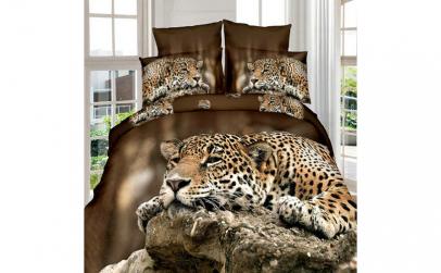 Lenjerie 3D - leopard