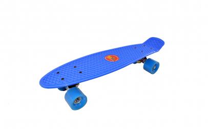 Pennyboard - 55 cm, roti silicon