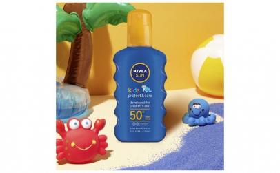 Spray cu protectie solara Nivea Sun Kids