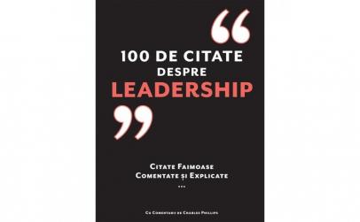 100 de citate despre leadership Charles