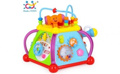 Jucarie interactiva bebe, 15 activitati