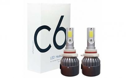 Kit becuri led C6 - HB4/ 9006