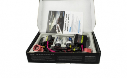 Kit Xenon D2S 35w Slim Digital 8000k