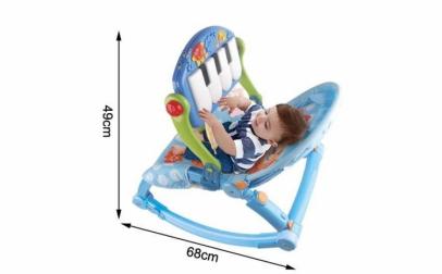 Balansoar multifunctional pentru copii