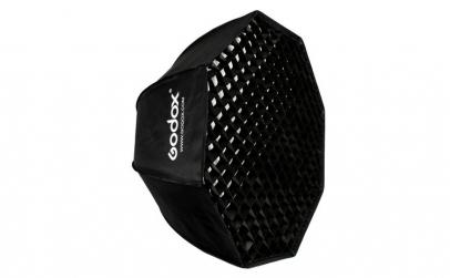 Softbox octagonal, Godox, 120 cm,