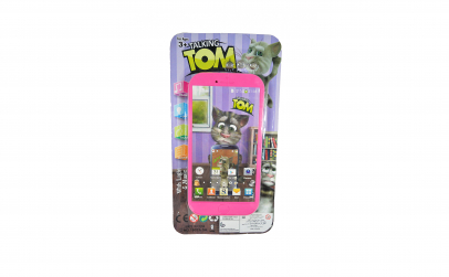 Telefon Talking Tom muzical - roz