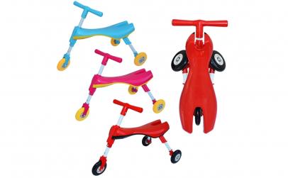 Tricicleta Pliabila-Metal + PVC