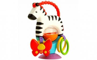 Zebra interactiva cu activitati -