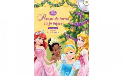 Disney - Povesti de Iarna cu Printese