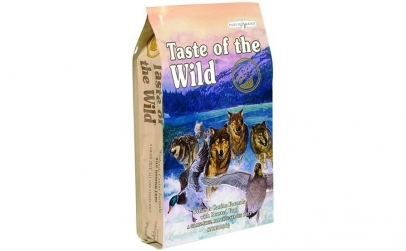 Taste of The Wild Wetlands, 13 Kg