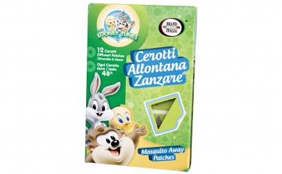 Set 12 plasturi anti-tantari bebe