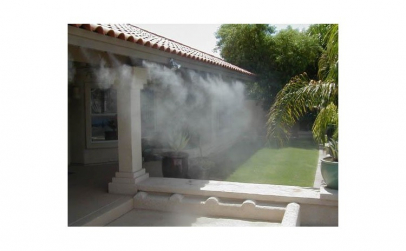 Furtun pulverizare apa sub forma ceata