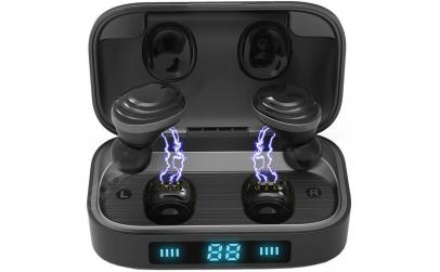 Casti wireless TWS H01, Bluetooth 5.0