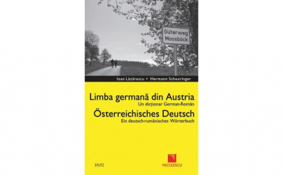 Dictionar german-roman din Austria -