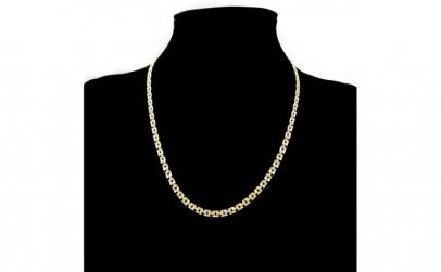 Lant placat cu aur Invictus Luxury by