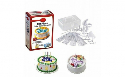 Kit pentru decorarea prajiturilor
