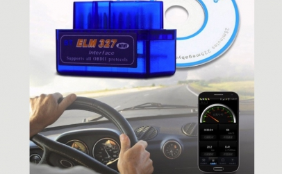 Interfata diagnoza auto bluetooth