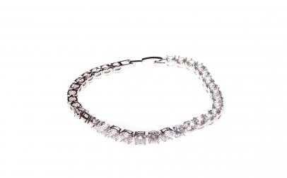 Bratara Fashion placata cu Argint