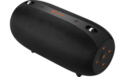 Boxa portabila Bluetooth ECG BTS X1 Blac