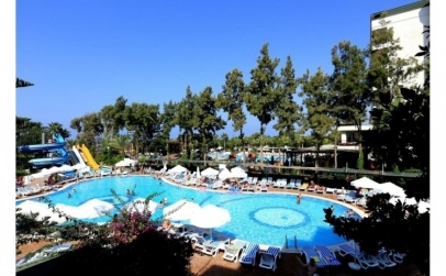 Holiday Park Resort 5*, Alanya