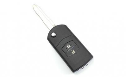 Mazda - Carcasa cheie tip briceag, 2