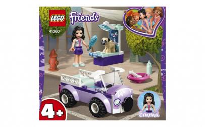 LEGO FRIENDS Clinica veterinara 50 piese