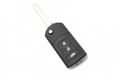 Mazda - Carcasa cheie tip briceag, 3