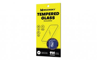 Sticla camera spate, Wozinsky Tempered