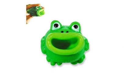 Jucarie Squeeze Frog antistres