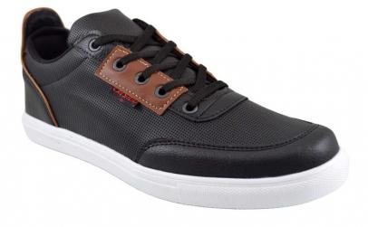 Pantofi Barbati Casual Negri - Distrikt